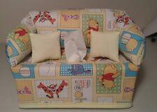 Disney Winnie the Pooh Tissue Box Cover Handmade
