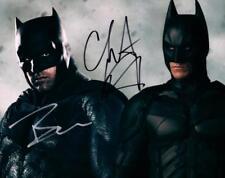 Christian Bale Ben Affleck signed 8x10 Photo autographed Nice + COA