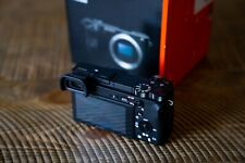 Sony Alpha a6500 24.2MP Digital Camera - Black (Body Only) Open Box!