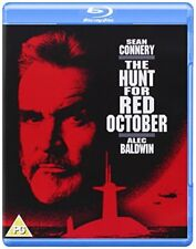 NEW The Hunt For Red October [BLU-RAY] (Blu-ray)