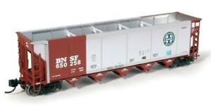 Exactrail BNSF Brown Johnstown Autoflood II Coal Car w Load N Scale EN-51751-8