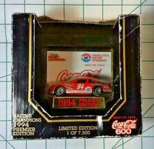 RACING CHAMPIONS May 29 1994 Coca-Cola 600 #94