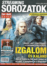 Hungarian Magazine 102 - Henry William Dalgliesh Cavill  on cover - The Witcher