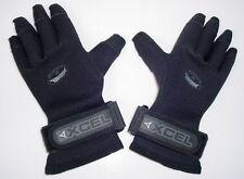Xcel  3.2mm Titanium Dive Gloves in Black - Size Medium - AJ329385