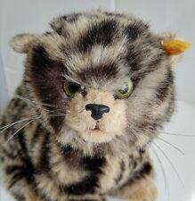 vintage Steiff  Jungkatze EAN 074813 tabby cat kitten