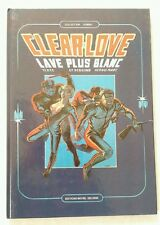 BD - Clear Love - Lave plus blanc / EO 1982 / Hernu / Deligne