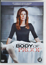 Coffret 3 DVD saison 1 de BODY OF PROOF (Dana Delany)