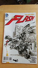 The Flash # 33 DC New 52 Sept 2014 Variant Cover - VF+