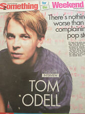 Wrong Crowd TOM ODELL UK Photo Interview May 2016