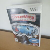 Shaun White Snowboarding: Road Trip (Wii)  new sealed pal