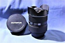 Olympus Zuiko Digital 7-14mm 1:4 ED Lens