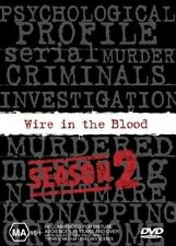 Wire In The Blood : Series 2 (DVD, 2004, 4-Disc Set) New Sealed