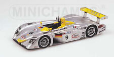 Audi R8R 2nd Place le mans 2000 Aiello-McNish-Ortelli 430000909 1/43 Minichamps