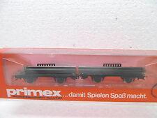 MES-37964 Märklin Primex 4598 H0 Drehschemelwagen mit Ladung  ungeöffnet