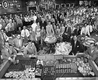 1950's Las Vegas Desert Inn Casino & Staff Black & White 8 X 10 Photo  Picture