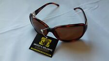 Bodyglove Mermaid Beach Sunglasses Polarised Brown with Brown Lens 100% UVA/UVB