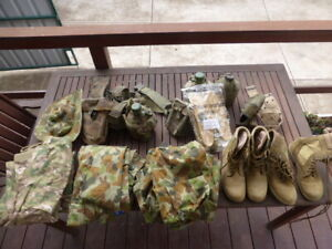 Auscam Clothing and military equipment