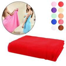Jumbo Bath Sheet Towels 100% Egyptian Microfiber Super Soft Bath Towel Wrap