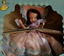 Nancy Ann Storybook Doll Monday's Child is fair of Face #180 Unplayed  box 1951