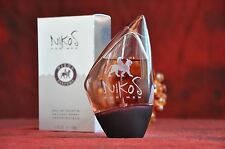 NIKOS FOR MEN EDT 50 ml 1.7oz, VINTAGE, DISCONTINUED, VERY RARE
