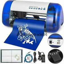 A4 Vinyl Cutter Cutting Plotter Carving Machine Portable Artcut Software DIY
