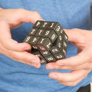 Sudoku Cube Puzzle Number Suduko Brainteaser Toy Game Xmas Stocking Filler Gift