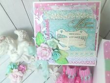 """Mama's treasures """"Сradle 2"""" gift for baby and mother"""