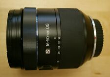 Samsung NX 16-50mm F2.0-2.8 S Premium Lens For NX1