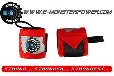Monster Power Red Wrist wrap single super heavy 24