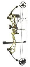 New 2018 PSE Stinger EXT Compound Bow RTS Right Hand 70# Mossy Oak Country Camo