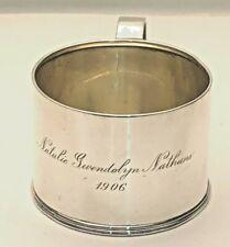 Tiffany & Co.Sterling Silver Baby Cup or Mug, circa 1906