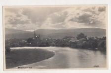 Baie St Paul Quebec Canada Steamship Lines Hotels Vintage Rppc Postcard Us062