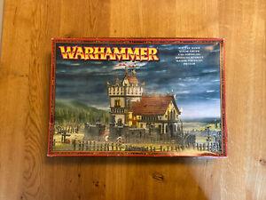 Warhammer Fantasy - Geländebau / Scenery - FORTIFIED MANOR / Rittergut - OOP