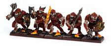 Mantic Kings of War Forces of Nature Salamander x5 Sprue Fast & Free P&P UK