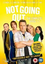 Not Going Out The Complete Series 1 - 7 Season 1 2 3 4 5 6 7  Region 2