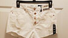 NWT Mudd Juniors Distressed Jean Shorts, Size 11, Retail $38.00
