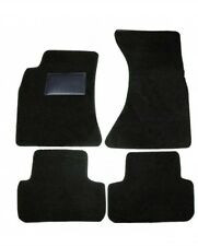 TAPPETINI tappeti auto su misura Ford KA 1°serie 1996-2008 neri con battitacco