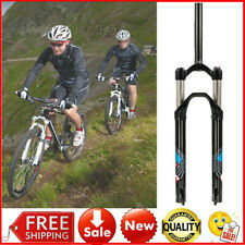 """26"""" Mountain Bike Bicycle Oil/Spring Front Fork Cycling Bike Bicycle Fork T3B4"""