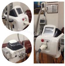 Slim Multifunction Beauty Machine Freeze Cold Weight loss lipo Remove Device DHL