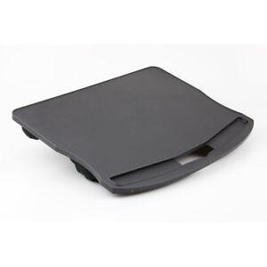 Laptop Tray Cushion Lap Desk Stand Holder Lapdesk Cushioned Padded Large