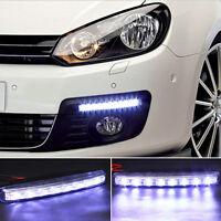 (2 x led voiture auto universel feux de jour LED DRL)