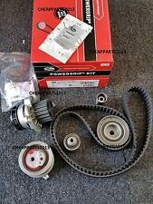 TIMING BELT KIT+WATER PUMP AUDI A3 A4 SEAT VOLKSWAGEN GOLF PASSAT 2.0 TDI 16V