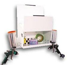Magnetic Booth Box Ii - Stores Spray Guns and Tools - 14008