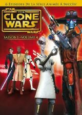 Star Wars The Clone Wars Saison 1 Volume 4 DVD NEUF SOUS BLISTER