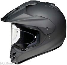 SHOEI HORNET DS MOTORCYCLE HELMET MATT DEEP GREY adventure motorbike