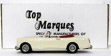 Top Marques 1/43 Scale HE8A - 1966-67 Alvis TF Convertible - Ivory