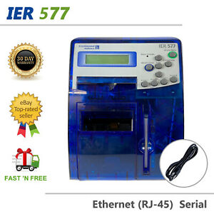 IER 577 Boarding Pass Direct Thermal Printer Ethernet 577B01