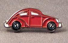 Metal Enamel Pin Badge Brooch Vee Dub V.W. Beetle Bug Herbie Car Black Blue Red