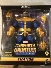 MARVEL LEGENDS INFINITY GAUNTLET DELUXE THANOS KING THANOS HASBRO NEW IN HAND