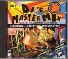 Compilation - DJ's Master Mix Vol. 7 (Rave Master Mixers) - CD - 1993 - House